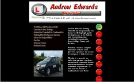 Andrew Edwards Driving School
